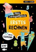 Cover-Bild zu Endlich Schulkind! Mein Lernspielblock - Erstes Rechnen von Thißen, Sandy (Illustr.)