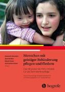 Cover-Bild zu Menschen mit geistiger Behinderung pflegen und fördern von Werner, Sylke (Hrsg.)