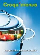 Cover-Bild zu Croqu'menus von Groupe d'auteurs