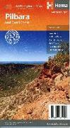 Cover-Bild zu Pilbara & Coral Coast 1 : 1 250 000. 1:1'250'000