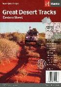 Cover-Bild zu Hema Map Great Desert Tracks 1:1.250.000