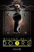 Cover-Bild zu Heitz, Markus: DOORS ! - Blutfeld