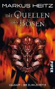 Cover-Bild zu Heitz, Markus: Die Quellen des Bösen