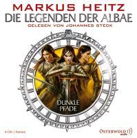 Cover-Bild zu Heitz, Markus: Die Legenden der Albae 03. Dunkle Pfade