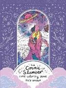 Cover-Bild zu Walden, Tillie: Cosmic Slumber Tarot Coloring Book