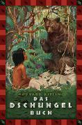 Cover-Bild zu Kipling, Rudyard: Rudyard Kipling, Das Dschungelbuch