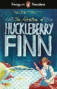 Cover-Bild zu Twain, Mark: Penguin Readers Level 2: The Adventures of Huckleberry Finn (ELT Graded Reader)