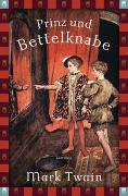 Cover-Bild zu Twain, Mark: Mark Twain, Prinz und Bettelknabe
