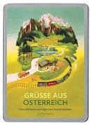 Cover-Bild zu Grüße aus Österreich