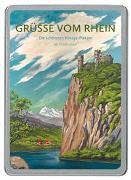 Cover-Bild zu Grüße vom Rhein