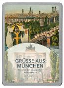 Cover-Bild zu Grüße aus München