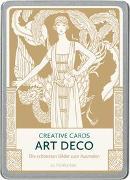 Cover-Bild zu Art Deco (Creative Cards)