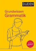 Cover-Bild zu Duden - Grundwissen Grammatik