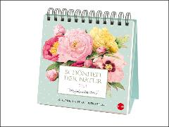 Cover-Bild zu Marjolein Bastin: Schönheit der Natur Premium-Postkartenkalender Kalender 2021 von Bastin, Marjolein