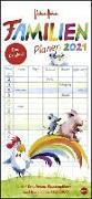 Cover-Bild zu Helme Heine Familienplaner Kalender 2021 von Heine, Helme