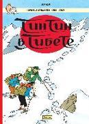 Cover-Bild zu Tintin v Tibete. Prikljuchenija Tintina von Herge