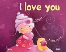 Cover-Bild zu Carboneill, Benedicte: I Love You