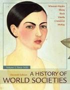 Cover-Bild zu Wiesner-Hanks, Merry E: A History of World Societies, Volume 2