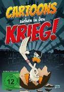 Cover-Bild zu Chuck Jones (Schausp.): Cartoons ziehen in den Krieg