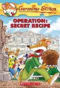 Cover-Bild zu Stilton, Geronimo: Operation: Secret Recipe