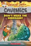Cover-Bild zu Stilton, Geronimo: Don't Wake the Dinosaur!