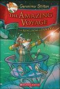 Cover-Bild zu Stilton, Geronimo: The Amazing Voyage