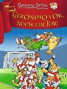 Cover-Bild zu Stilton, Geronimo: Geronimo vor, noch ein Tor!