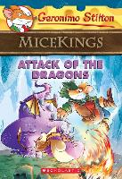 Cover-Bild zu Stilton, Geronimo: Geronimo Stilton Micekings 01: Attack of the Dragons