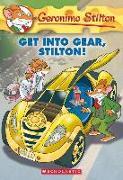 Cover-Bild zu Stilton, Geronimo: Geronimo Stilton #54: Get Into Gear, Stilton!