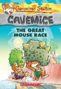 Cover-Bild zu Stilton, Geronimo: The Great Mouse Race