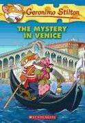 Cover-Bild zu Stilton, Geronimo: The Mystery in Venice