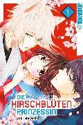 Cover-Bild zu Die Kirschblütenprinzessin - Band 01 (eBook) von Shiraishi, Yuki