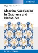Cover-Bild zu Fujita, Shigeji: Electrical Conduction in Graphene and Nanotubes