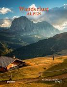 Cover-Bild zu gestalten (Hrsg.): Wanderlust Alpen