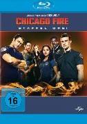 Cover-Bild zu Lauren German (Schausp.): Chicago Fire - Staffel 3