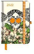 Cover-Bild zu GreenLine Diary Fabulous World of PABUKU 2022 - Buchkalender - Taschenkalender - 10x15