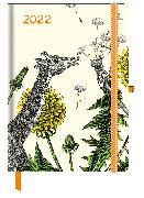 Cover-Bild zu GreenLine Diary Fabulous World of PABUKU 2022 - Buchkalender - Taschenkalender - 16x22