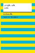 Cover-Bild zu Hiob. Textausgabe mit Kommentar und Materialien von Roth, Joseph