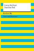 Cover-Bild zu Dantons Tod. Textausgabe mit Kommentar und Materialien von Büchner, Georg