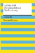 Cover-Bild zu Der blonde Eckbert / Der Runenberg. Textausgabe mit Kommentar und Materialien (eBook) von Tieck, Ludwig
