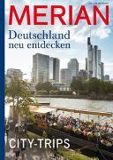 Cover-Bild zu MERIAN Magazin Deutschland neu entdecken - City Trips 11/21