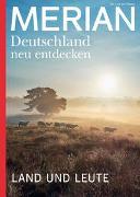 Cover-Bild zu MERIAN Magazin Deutschland neu entdecken / Land und Leute 12/21