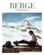 Cover-Bild zu Herschdorfer, Nathalie: Berge