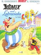 Cover-Bild zu Uderzo, Albert (Text von): Asterix und Latraviata