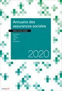 Cover-Bild zu Annuaire des assurances sociales 2020 von Perret, Roland R.