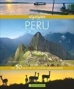 Cover-Bild zu Highlights Peru von Waterkamp, Rainer