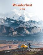 Cover-Bild zu Wanderlust USA (DE) von Rodriguez Tarditi, Santiago (Hrsg.)