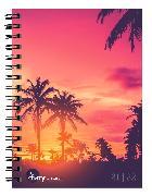 Cover-Bild zu Biella Schüleragenda mydiary 21/22, Wire-O, Beach