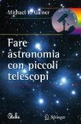 Cover-Bild zu Fare astronomia con piccoli telescopi von Gainer, Michael