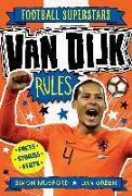 Cover-Bild zu Green, Dan: Football Superstars: Van Djik Rules